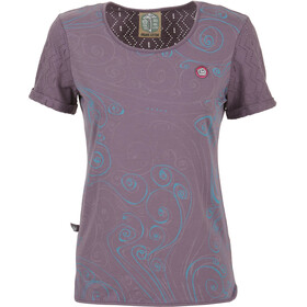 E9 Ghiri T-Shirt Donna, heather